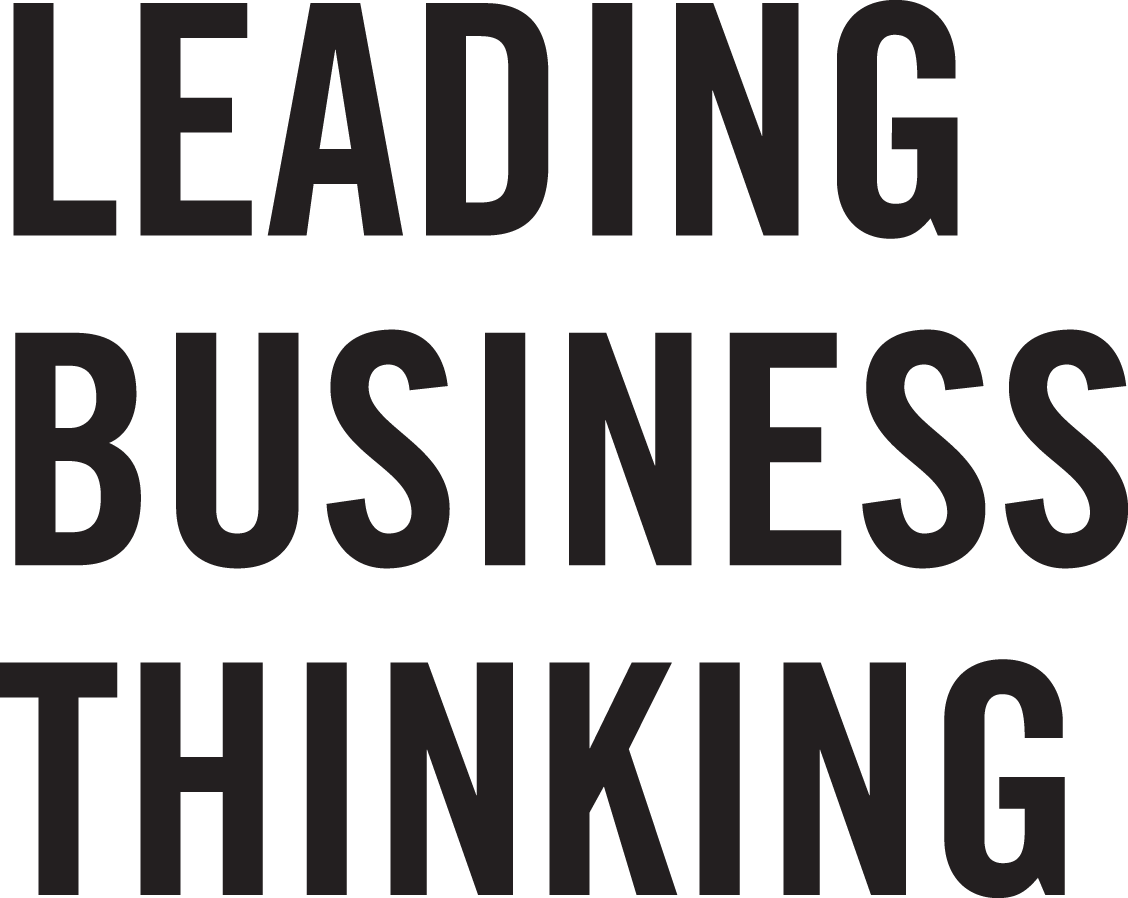 Leading business thinking