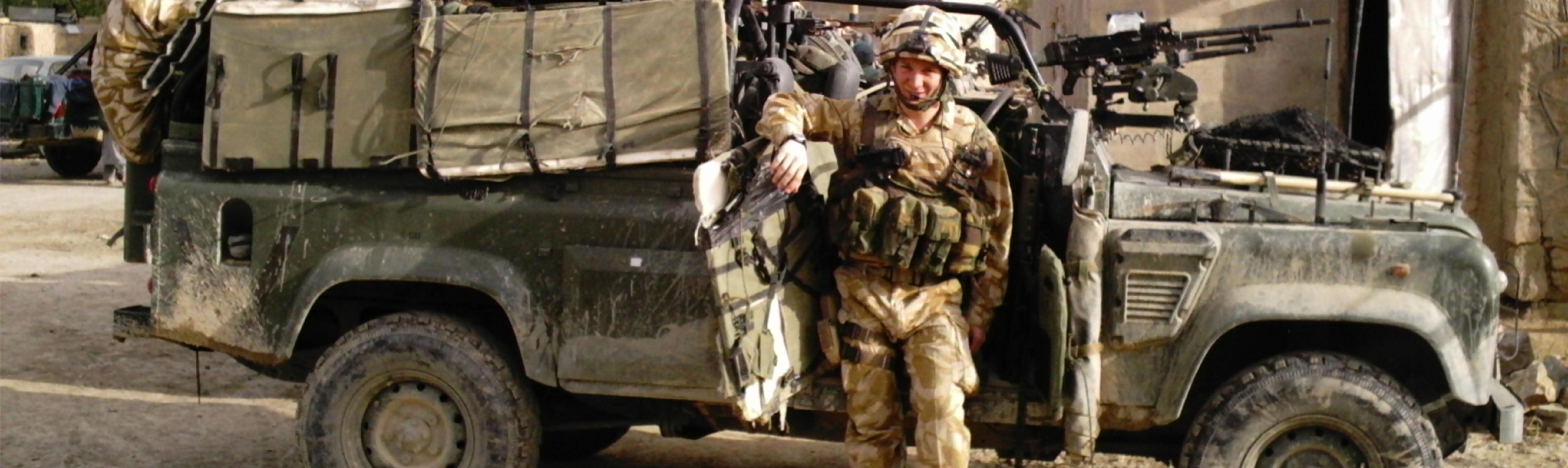 Tom Wilde - Military Scholarships
