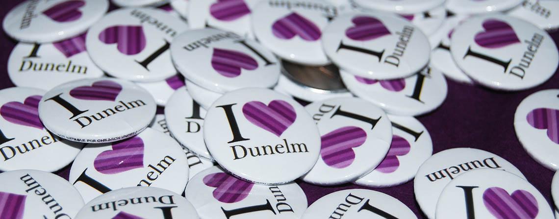 Dunelm Pins