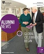 DUBS Alumni Newsletter Spring 2015
