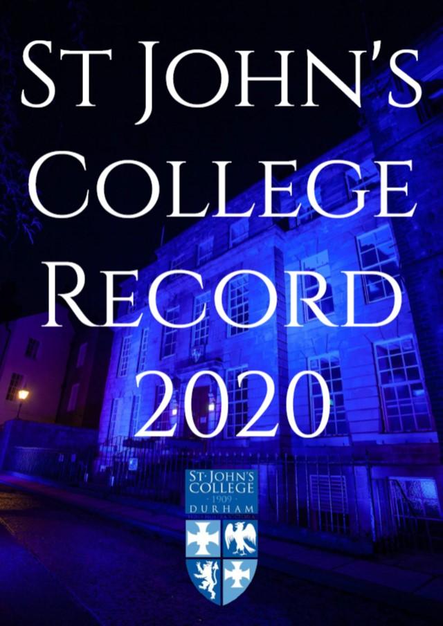College Record 2020
