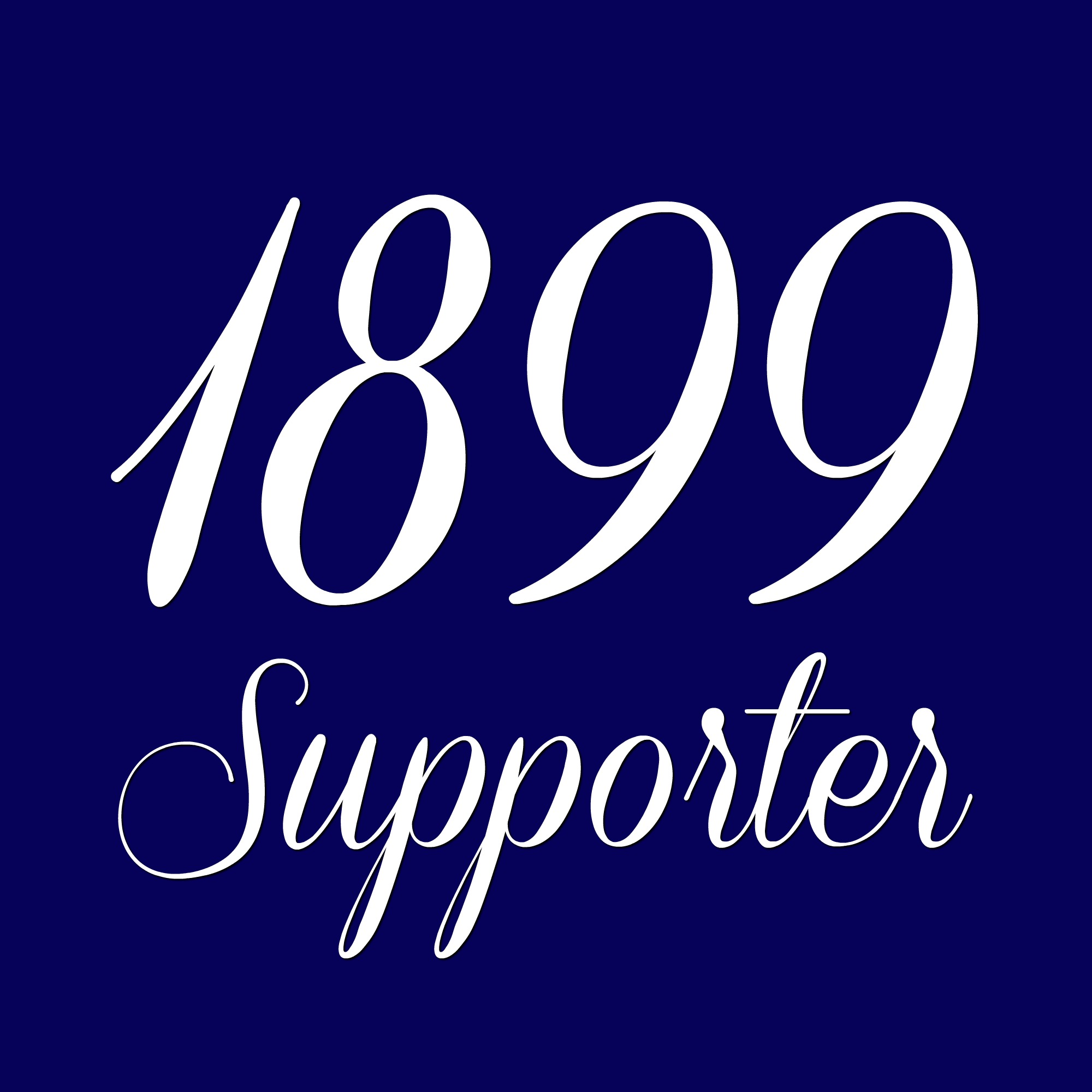1899 Supporter